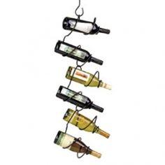 Metal Climbing Tendril Wine Rack | Lifetime Guarantee