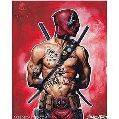 • Deadpool •