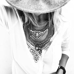 Glamorous Over The Top Statement #Necklace 26,90 € #happinessbtq