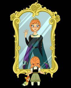 Humor Disney, Disney Nerd, Arte Disney, Disney Fan Art, Disney Cartoons, Disney Movies, Disney Characters, Cute Disney Drawings, Disney Princess Drawings