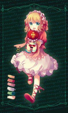Fleta (Pocket Mirror RPG Game)  Ehh shes okay i guess