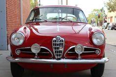 1956 Alfa Romeo 1900 CSS 3-Window Coupe