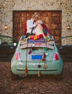 QUIERO UNA BODA PERFECTA: Allison & James, una boda hipster