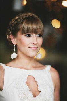 Peinado para novias | bodatotal.com | wedding ideas