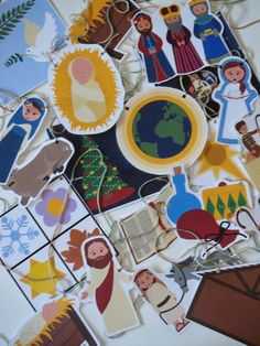 Camille's Primary Ideas: The Nativity Song