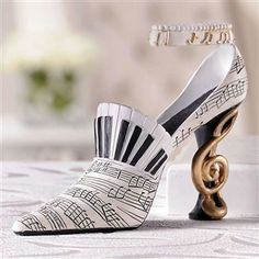 Music Shoe