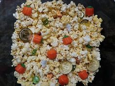 Popcorn sensory - Re-pinned by #PediaStaff.  Visit http://ht.ly/63sNt for all our pediatric therapy pins