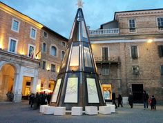 Italian city councillor resigns over 'penis' Christmas tree