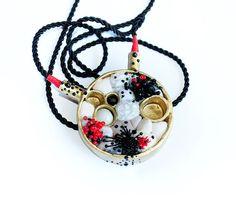 Colier statement Pieces Washer Necklace, Bohemian, Necklaces, Jewelry, Fashion, Moda, Jewlery, Jewerly, Fashion Styles