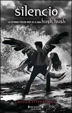 Tercer libro de la saga ''Hush Hush''