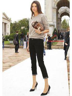 Geraldine Saglio | new style icon