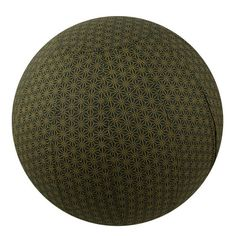 Yoga Ball Cover Size 55cmDesign Olive Geometric - Fair Trade - #fairtrade #shopfairtrade #thisbluesea  This designer yoga ball cover fits snugly over your exercise/yoga ball. The cover features a heavyweight zip closure and and easy-carry fabric handle. 100% woven cotton, washable. For Size 55 Yoga Ball.  Meet the Artisans  Global Groove Global Groove is a fair trade organization working with women by supporting and developing artisan co-ops in Thailand and Nepal. The Fair Trade industry is…