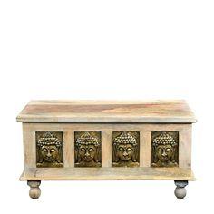 Wohnzimmer Truhentisch im Buddha Design Holz massiv Jetzt bestellen unter: https://moebel.ladendirekt.de/wohnzimmer/tische/truhentische/?uid=a80b9ac1-165f-591d-aef6-b9f1312c8cc7&utm_source=pinterest&utm_medium=pin&utm_campaign=boards #tischgestell #wohnzimmertisch #vollholztisch #couchtisch #beistelltisch #holztruhe #anstelltisch #tischtruhe #massiv #echtholztisch #truhe #tische #beistelltis #beistelltischchen #truhentische #massivholz #massivholztisch #tisch #sofatisch #wohnzimmer…