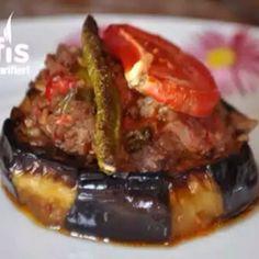 Fırında Kıymalı Patlıcan #nefisyemektarifleri #turkishfood - @Nefis Yemek Tarifleri- #webstagram