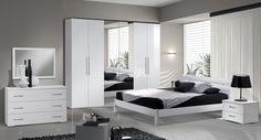 Camera da letto Miriam - Mobilmax