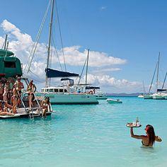 On sailboat gorda rental virgin