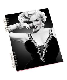 Take a look at this Marilyn Monroe Lenticular Notebook by Vandor on #zulily today!