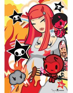 Tokidoki ( I remember when this first came out.)