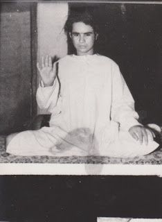 """""""Remember, obstacles are part of change and change is the law of nature. If you react, then the obstacle becomes larger. If you observe, pure observation, then the obstacle passes, as quickly as it was created. Go now. Observe. Pure observation. No judgment. Chant silently. Invoke Babaji within your heart. Now see the movement of Truth, the movement of Simplicity, and the movement of Love permeate the fabric of space and time and move upon the heart."""" ~Letters, Mahavatar Babaji…"""