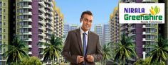 """Nirala Group present """"NIRALA GREENSHIRE"""" with #2BHK #3BHK and #4BHK #Apartments   in #Noida Extension"""