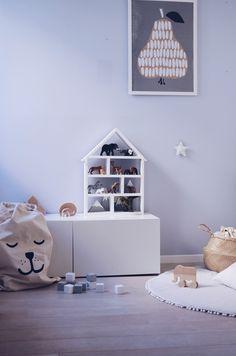 SOMETHING BEAUTIFUL: My kiddo's room