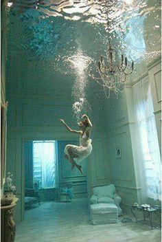 Mansion pool?
