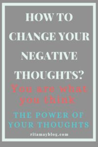 it's extremely important to change your negative thoughts and always think positive thoughts about yourself! How to change your negative thoughts? You are what you think. The power of your thoughts. Negative Words, Negative Thoughts, Think Positive Thoughts, Life Purpose, Feeling Happy, Best Self, Self Development, Self Improvement, You Changed