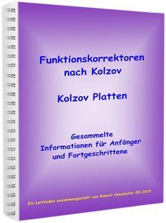 Das Buch der Funktionskorrektoren