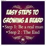 beard humor, haha , bahahaha, beard, funny facial hair.