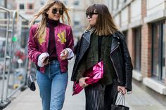 The Best Street Style of London Fashion Week