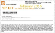 Free Printable Coupons: Home Depot Coupons Retail Image, Home Depot Coupons, Birthday Cake For Husband, Cold Stone Creamery, Free Printable Coupons, Image House, Coupon Codes, Coding, Printables