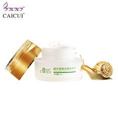 CAICUI Snail Cream Day cream face cream acne Treatment Moisturizing Anti Wrinkles Anti Aging skin whitening Face Skin Care snail