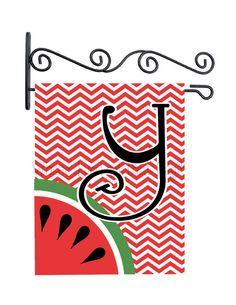 Custom Personalized Yard Sign Watermelon on Etsy, $25.00