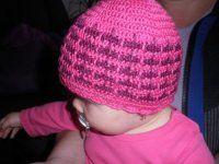 Jarní čepička Adult Children, Crochet Hats, Fashion, Baby Outfits, Crochet Baby Clothes, Caps Hats, Tejidos, Projects, Knitting Hats
