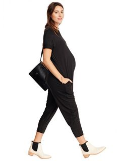 THE WALKABOUT JUMPER | Maternity Jumpers & Onesies | HATCH