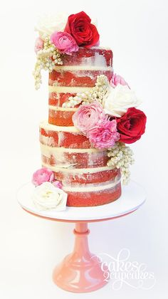 Cakes 2 Cupcakes; Gorgeous Wedding Cake Inspiration from Cakes 2 Cupcakes