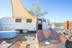 Check out this awesome listing on Airbnb: dream in an airstream$39-69 night in Desert Hot Springs