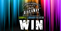 March Madness Sample Library Giveaway