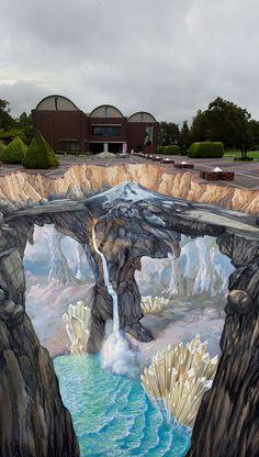 Here Are 25 Mind Blowing Photos Of 3D Art That Could Give You A Heart Attack On The Street.