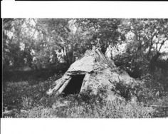 Soboba (Saboba, Saboda [sic]) Indian temescal, a dugout sweathouse, on the reservation near Hemet, Riverside County, ca.1885. http://digitallibrary.usc.edu/cdm/ref/collection/p15799coll65/id/11351