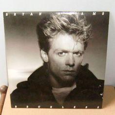 "Bryan Adams ""Reckless"" 1984 Vinyl Record Near Mint SP5013 #Rock"