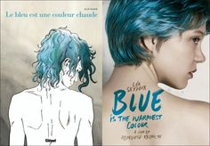 19 Best Blue Is The Warmest Colour At Curzon Images Blue Is The
