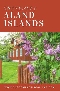 Reset in the idyllic Aland Islands of Finland - Weekend getaway to the Finnish hidden gem. Hiking, biking and nature. Plus free packing list. #aland #finland #hiking