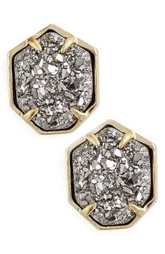 Kendra Scott 'Taylor' Stud Earrings available at #Nordstrom