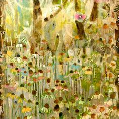 """""""1 Million Flowers"""" by Judy Paul 