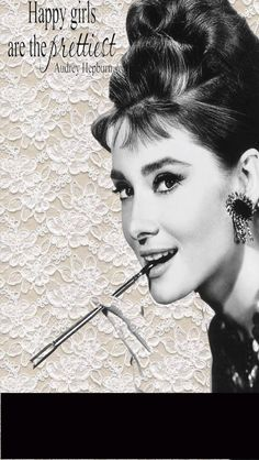 Audrey Hepburn iphone 5 wallpaper
