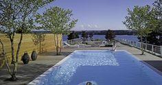 Hotel Riva - das Hotel am Bodensee mit herrlichem Infinity Pool.   #Bodensee