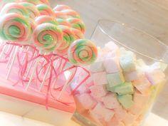 Lollipops & Marshmallows