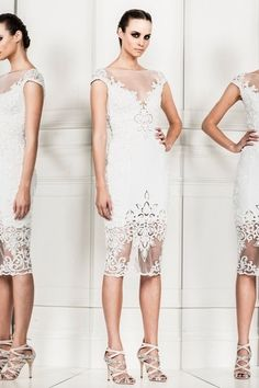 SPRING 2014 READY-TO-WEAR Zuhair Murad COLLECTION   pinterest// lauracindysuganda