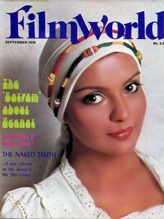 ZEENAT AMAN Vintage Bollywood, Indian Bollywood, Bollywood Stars, Asian Celebrities, Celebs, 5 Rs, Bollywood Pictures, Asian Makeup, Beautiful Bollywood Actress